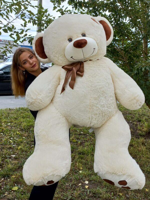 Купить большого плюшевого медведя Тимоша 180см Тюмень