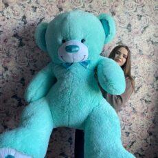Большой плюшевый медведь в Тюмени недорого